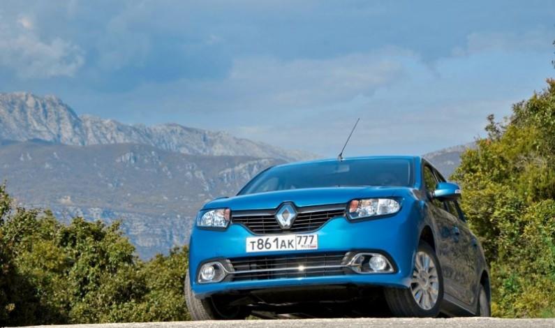 Лучше и дешевле. Renault Logan
