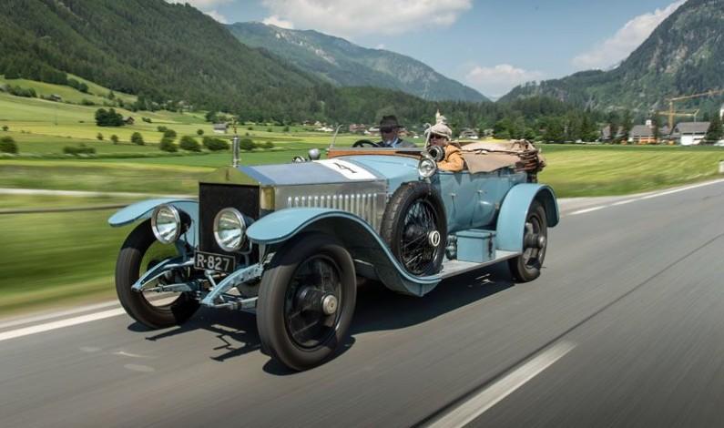 Rolls-Royce. Почти раллийная история