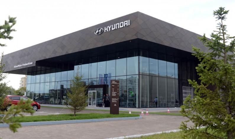 Hyundai Premium. Теперь и Astana