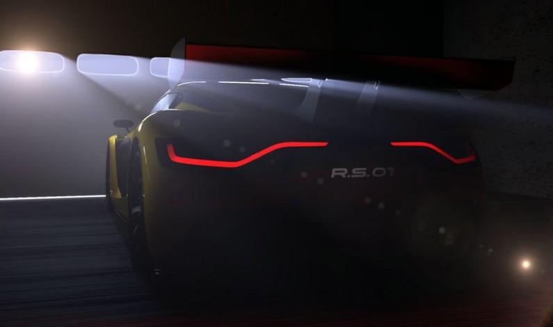 Renault Sport R.S. 01. 30 дней до премьеры