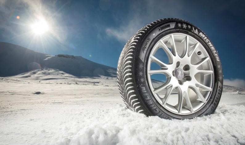 Новинка для «разной» зимы.   MICHELIN Alpin 5