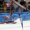 В субботу на Медеу победил Игорь Кононов. Даниил Иванов попал в аварию.