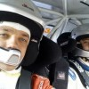 Петр Бородин и Вадим Лемехов на Rally Masters Show. Обновляется.