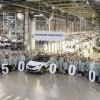 50-тысячный Kaptur сошел с конвейера завода Renault в Москве