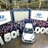 1500 000-й Hyundai  сошел с конвейера в Санкт-Петербурге