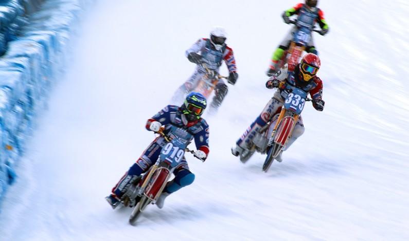 Фото. Видео. Чемпионат мира по ледовому спидвею. Медеу 2020.