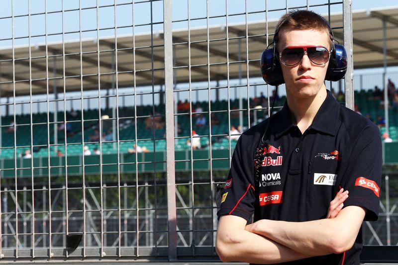 Formula One Testing, Silverstone